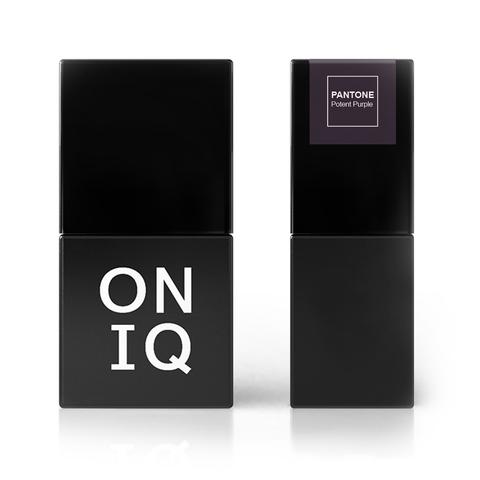 Гель-лак ONIQ - 067 Potent Purple, 10 мл