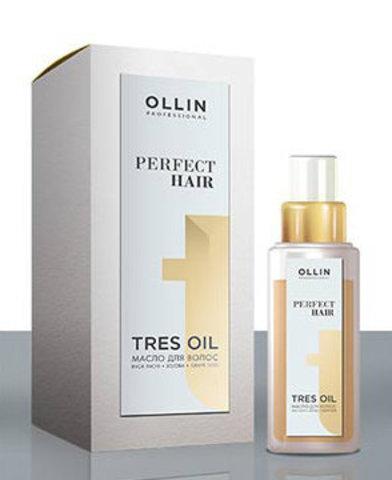 Масло для волос OLLIN TRES OIL 50 мл