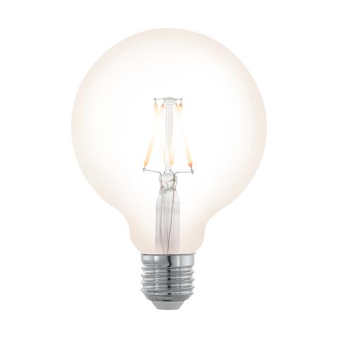 Лампа  LED филаментная диммир. Eglo NORTHERN LIGHTS LM-LED-E27 4W 390Lm 2200K G95 11707