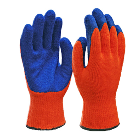 Утепленные рабочие перчатки ТОРА 60