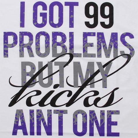99 проблем с фиолетовым фото 2