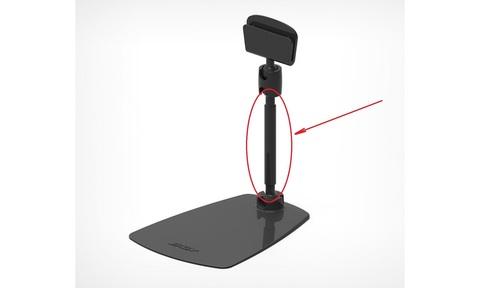 ROD-VL  удлинитель 50 мм для шарнирных ценникодержателей, черный
