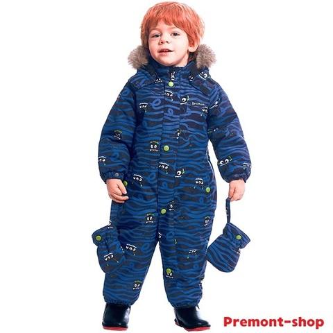 Комбинезон Premont Монстрики WP92057 BLUE