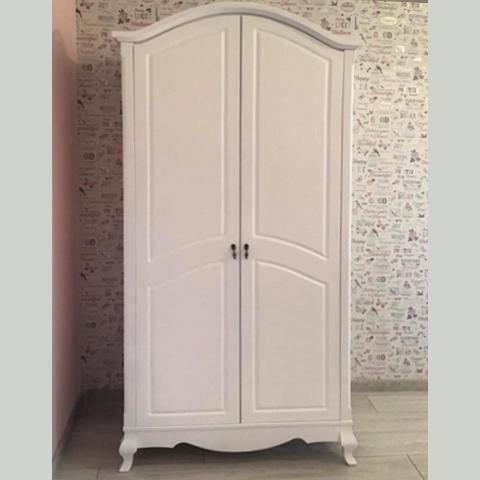 шкаф прованс белый фото