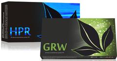 APL. Набор: аккумулированные драже APLGO HPR+GRW для очищения и восстановления печени, общего оздоровления организма