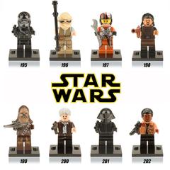 Minifigures SW 017