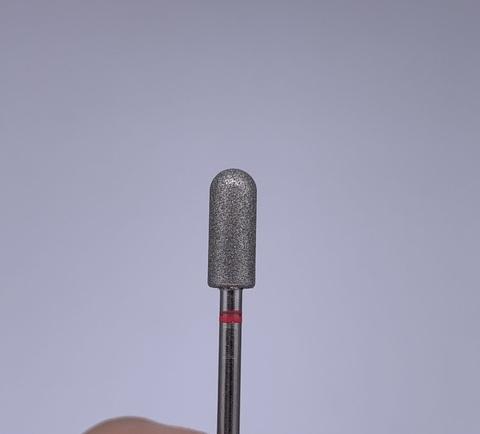Цилиндр закругленный диаметр 050 красный пояс