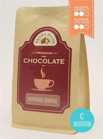Молочный шоколад с сахаром и молоком, 500г