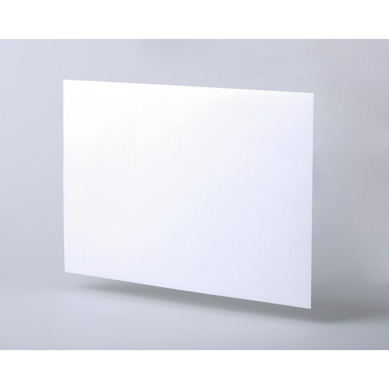 Конверт Postac Bong C4 100 г/кв.м белый стрип с внутренней запечаткой (500 штук в упаковке)