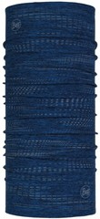 Элитная светоотражающая мультибандана BUFF® DryFLX R-blue