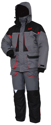 Костюм рыболовный зимний NORFIN Arctic Red 2 422104-XL