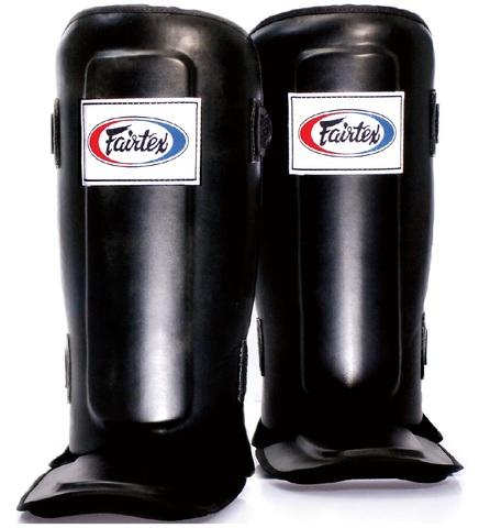 Щитки Fairtex Shin Pads SP3 Black
