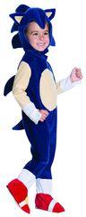 Соник костюм детский