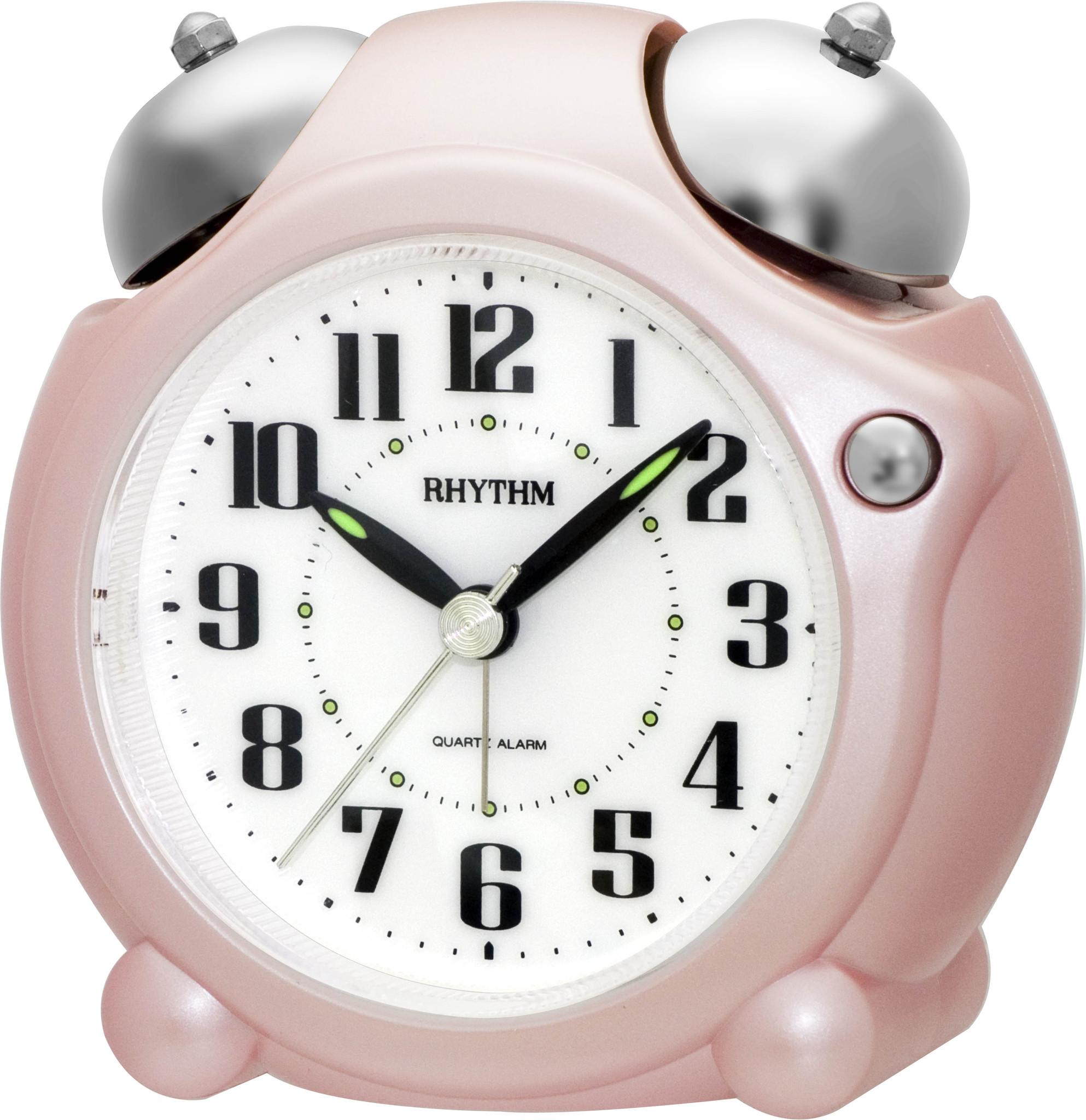 Часы-будильник Rhythm CRA823NR13