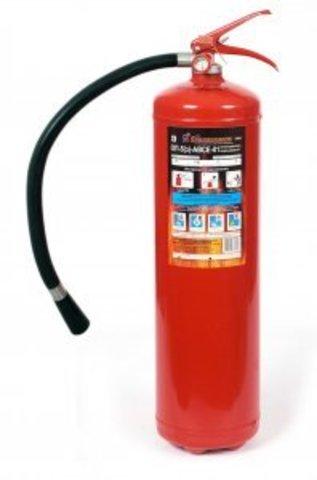 Порошковый огнетушитель ОП-5 (З) АВСЕ