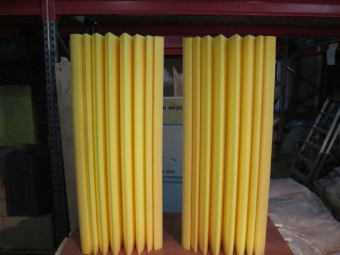 Акустический поролон Бас ловушка ECHOTON BassTrap Big 280 желтый
