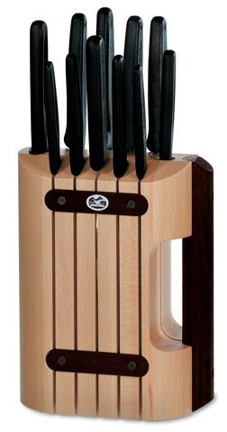 Кухонный набор Victorinox из 11 предметов в подставке (5.1153.11) - Wenger-Victorinox.Ru