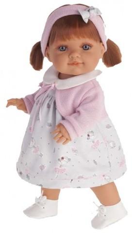 MUNECAS ANTONIO JUAN Кукла Эвелина, 38 см (2260P)