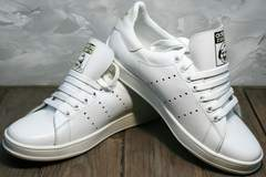 Женские кроссовки кеды Stan Smith White-R A14w15wg