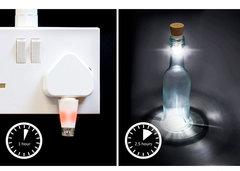 Светильник-пробка для бутылки Bottle Light, фото 5