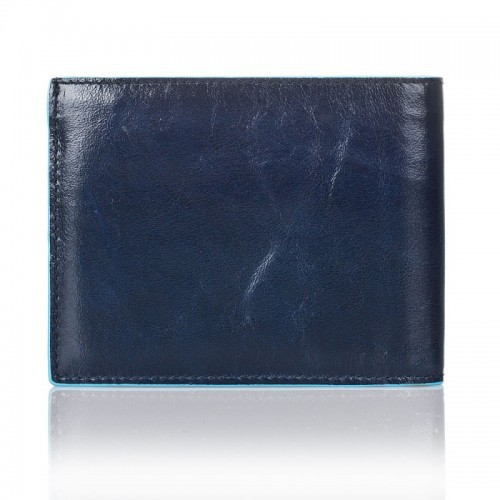 Кошелек Piquadro Blue Square (PU257B2/BLU2) синий