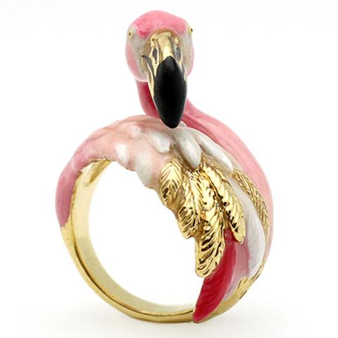 Кольцо Фламинго