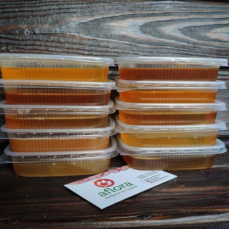 Фотография Пробник Кипрейного меда (иван-чай) / 100 мл купить в магазине Афлора