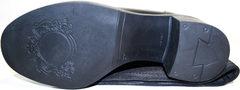Сапоги чулки на среднем каблуке Rovigo 8090