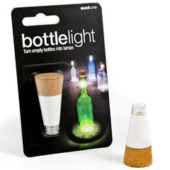 Светильник-пробка для бутылки Bottle Light, фото 7