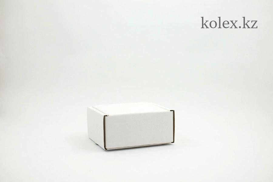 Коробка 152*140*80(мм) белая