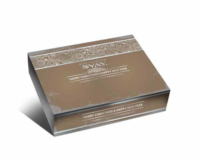 Подарочный набор 5 видов чая Svay Elite Collection