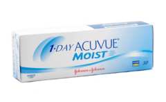 Johnson & Johnson - 1-Day Acuvue Moist