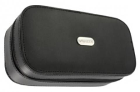Vuzix Executive Leather Carry Case - чехол для видеоочков Wrap 1200