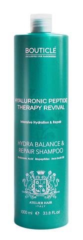 Увлажняющий шампунь для очень сухих и поврежденных волос - Bouticle Hydra Balance & Repair Shampoo 1000 мл