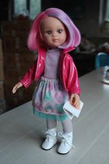 Кукла Ноэлия, 32 см Паола Рейна (Paola Reina)
