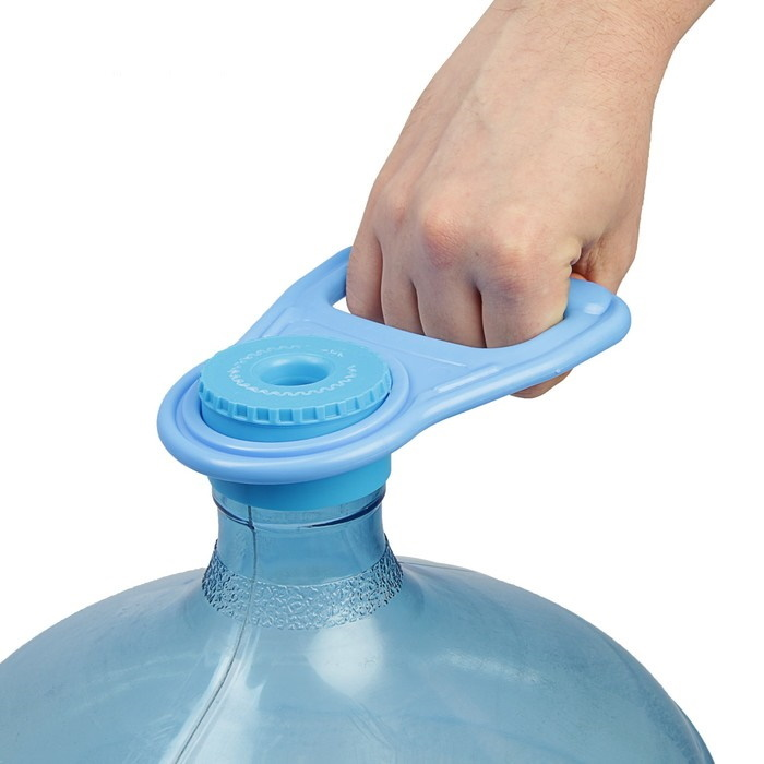 Ручка для переноса бутылей, 19 л, пластик фото
