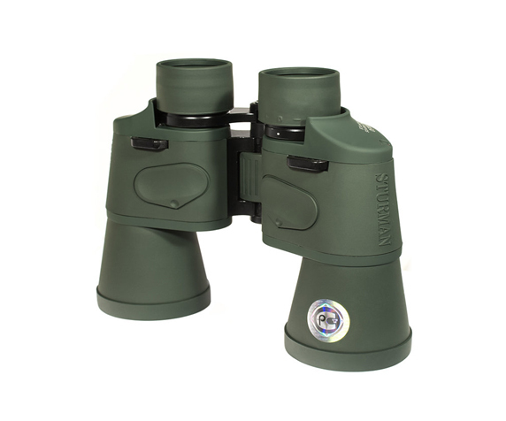 Бинокль Sturman 8x40 зелёный - фото 4
