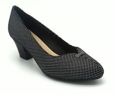 Туфли мультиколор из натуральной кожи