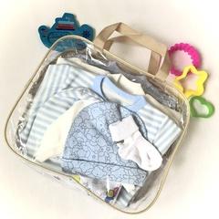 Набор одежды для новорожденных в роддом, мальчик, вид 1