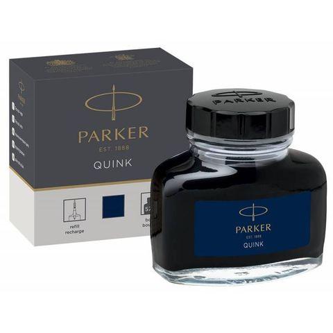 Флакон с чернилами Parker Quink Ink Z13 57мл черный/синие (1950378)