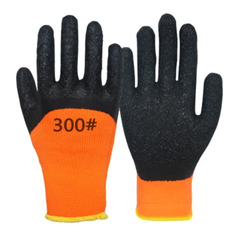 Утепленные рабочие перчатки ТОРА ЭКСТРА 63