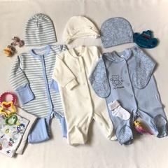Набор одежды для новорожденных в роддом, мальчик, вид 2