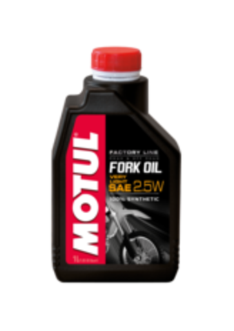 Fork Oil very light Factory Line  2,5W