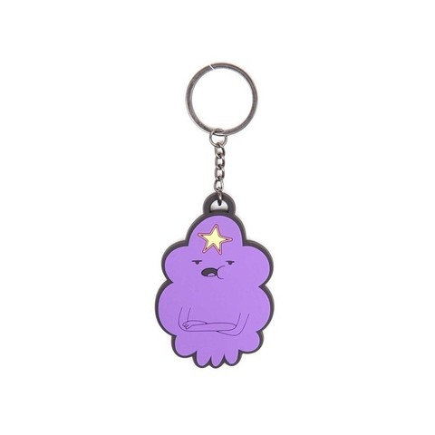 Брелок Adventure Time Lumpy Space Princess