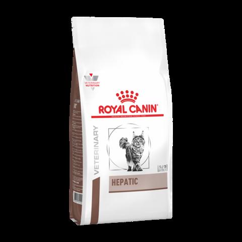 Royal Canin Hepatic HF Сухой корм для кошек при болезнях печени