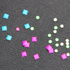 Glambam Nail Stickers Colored наклейки для ногтей