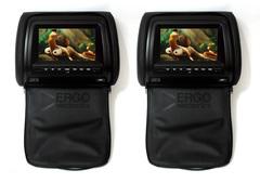 Комплект автомобильных подголовников ERGO ER700H