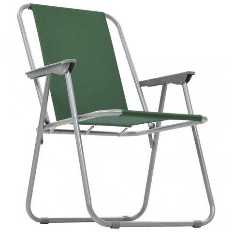 Кресло кемпинговое складное CK-305 (зеленый)