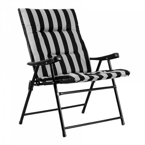Кресло-шезлонг складное НТО-0005