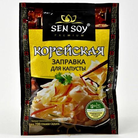 Заправка для капусты по-корейски Sen Soy, 80г